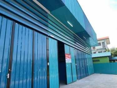 Sale / Rent The Estate ไมโคร Factory ราคาถูก ถ.เอกชัย ซ.ตลับทอง 2 ต.บางน้ำจืด จ.สมุทรสาคร