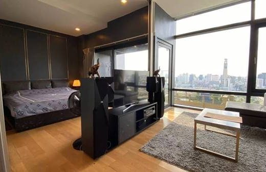 For Rent Circle 2 Living Prototype (47 sqm.) 1 Bedroom 1 Bathroom